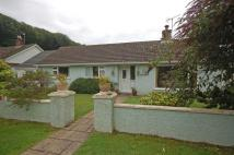 Detached Bungalow in Llanrhystud, SY23