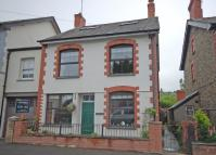 4 bed semi detached property in Talybont, SY24