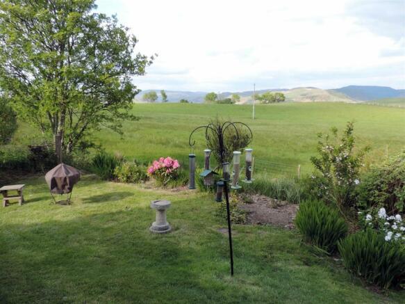 Tanygraig - garden 2