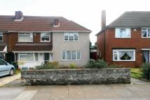 End of Terrace home in Chantrey Crescent...