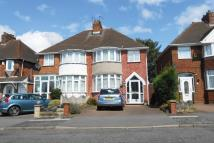 3 bed semi detached house in Jayshaw Avenue...