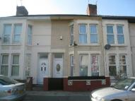 3 bedroom Terraced property to rent in Cowper Street, Liverpool