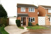 3 bedroom Detached house in Whitton Close...