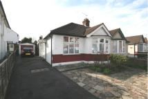 Semi-Detached Bungalow in Croyde Avenue, Greenford...