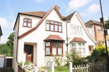 Eylewood Road semi detached property to rent