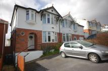3 bedroom semi detached property in Upper Hermosa Road...