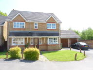 4 bedroom Detached house to rent in Gibson Close, Whiteley