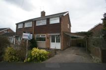 3 bed semi detached property to rent in The Croft, Draycott, DE72
