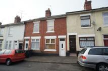 2 bedroom Terraced house to rent in Raven Street, Derby, DE22