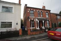 2 bed semi detached home to rent in Wellington Street...