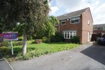3 bed semi detached house to rent in Meadow Close, Draycott...