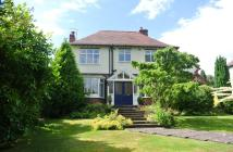 4 bedroom Detached house in Kings Croft, Allestree...