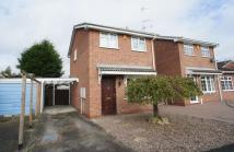 2 bedroom Detached home in Derrington Leys...