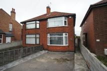 semi detached house in St. Thomas Road...