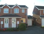 2 bed semi detached house to rent in Silverdale Close...