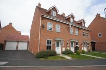 Town House to rent in Derbyshire Drive...