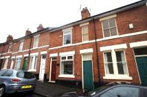 Terraced house to rent in Sherwin Street, Derby...