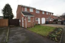 semi detached property in Wolverley Grange...