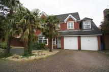 Detached home to rent in Burghley Way, Littleover...