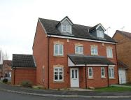 3 bed Town House to rent in Kiwi Drive, Alvaston...