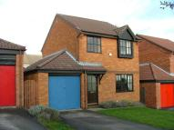 3 bed Detached house to rent in Fiskerton Way, Oakwood...