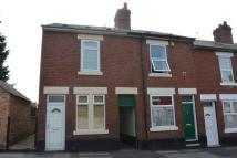 3 bedroom Terraced home to rent in Howe Street, Derby, DE22