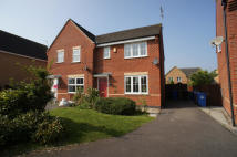 3 bed semi detached house in MANDARIN WAY, Derby, DE24