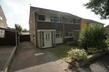 3 bed semi detached property to rent in BURNHAM DRIVE, Derby, DE3