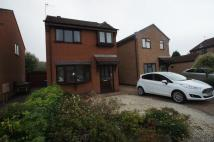 Detached house to rent in TAUNTON CLOSE, Derby...