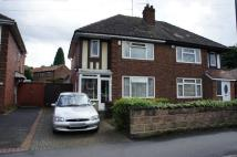 3 bed semi detached home in St. Albans Road...