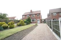3 bed semi detached home in Nottingham Road, Trowell...