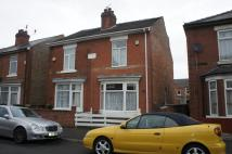 2 bedroom semi detached property in SEVERN STREET, Derby...