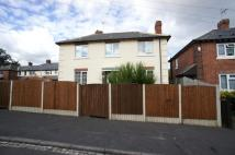 3 bedroom semi detached house to rent in HOLLIS STREET, Derby...