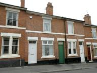 Terraced home in SHERWIN STREET, Derby...