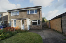 semi detached property to rent in DRESDEN CLOSE, Derby, DE3