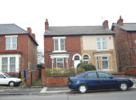 3 bedroom Terraced house in LONDON ROAD, Derby, DE24