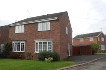 Diseworth Close semi detached house to rent