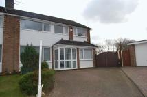semi detached house to rent in East Walk, Bolton