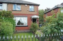3 bed semi detached house in Hawthorn Road, Kearsley...