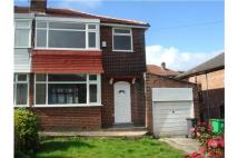 semi detached house in Crumpsall, Manchester...