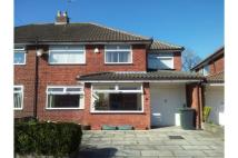 semi detached home in Coronation Road, Lydiate...