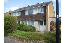 3 bed semi detached house in Lampton Road...