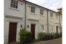 2 Cambray Mews Terraced house to rent