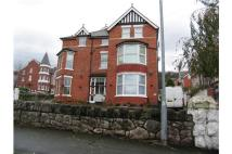 Studio apartment in 4 York Road, Colwyn Bay...