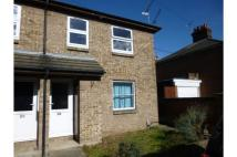Maisonette to rent in Waterloo Road, Ipswich...