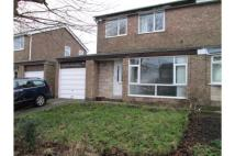 semi detached home to rent in 11 Leyburn Close, Ouston...