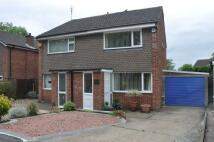 semi detached home in 38 Glenfield Crescent...