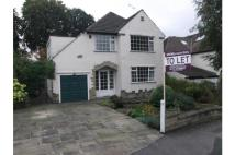 Detached home to rent in 12 Oaklea Gardens, Leeds...