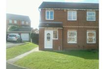 semi detached house for sale in Bracknell Road, Thornaby...