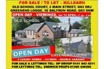 4 bed property in Old School / Greenend...